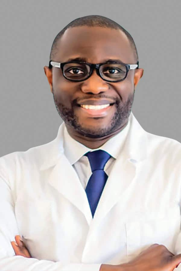Dr. Stanley Ogu